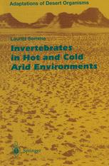 Invertebrates in Hot and Cold Arid Environments