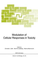Modulation of Cellular Responses in Toxicity