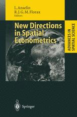 New Directions in Spatial Econometrics