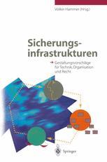 Sicherungsinfrastrukturen