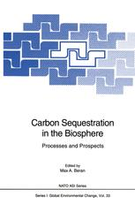 Carbon Sequestration in the Biosphere