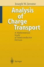 Analysis of Charge Transport