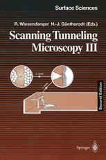 Scanning Tunneling Microscopy III
