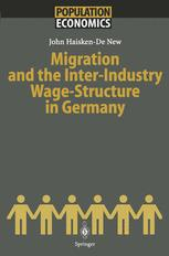 Migration and the Inter-Industry Wage Structure in Germany
