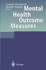 Mental Health Outcome Measures