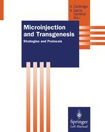Microinjection and Transgenesis