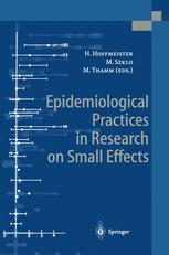 Epidemiological Practices in Research on Small Effects