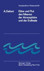Ebbe und Flut des Meeres der Atmosphäre und der Erdfeste