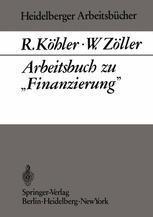 """Arbeitsbuch zu """"Finanzierung"""""""