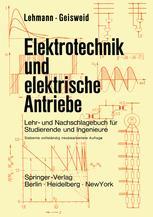 Elektrotechnik und elektrische Antriebe