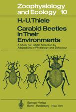 Carabid Beetles in Their Environments