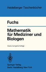 Mathematik für Mediziner und Biologen
