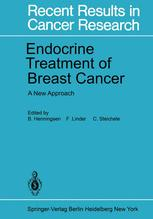 Endocrine Treatment of Breast Cancer