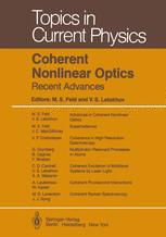 Coherent Nonlinear Optics