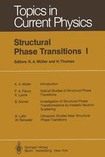 Structural Phase Transitions I