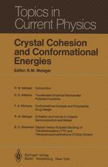 Crystal Cohesion and Conformational Energies