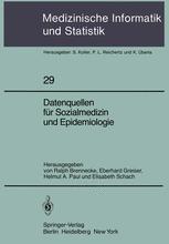 Datenquellen für Sozialmedizin und Epidemiologie