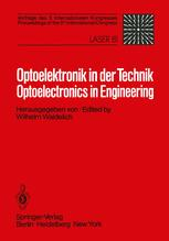 Optoelektronik in der Technik / Optoelectronics in Engineering