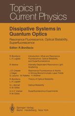 Dissipative Systems in Quantum Optics