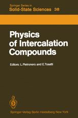 Physics of Intercalation Compounds