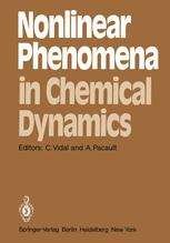 Nonlinear Phenomena in Chemical Dynamics