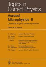 Aerosol Microphysics II