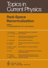 Real-Space Renormalization