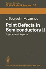 Point Defects in Semiconductors II