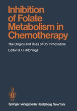 Inhibition of Folate Metabolism in Chemotherapy