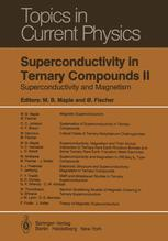 Superconductivity in Ternary Compounds II