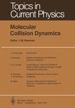 Molecular Collision Dynamics