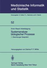 Erwin-Riesch Arbeitstagung Systemanalyse biologischer Prozesse