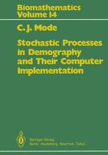Stochastic Processes in Demography and Their Computer Implementation