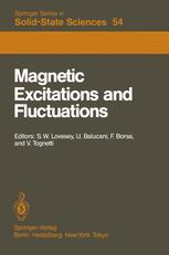 Magnetic Excitations and Fluctuations