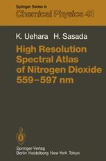 High Resolution Spectral Atlas of Nitrogen Dioxide 559–597 nm