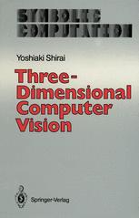 Three-Dimensional Computer Vision