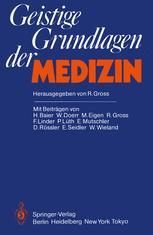 Geistige Grundlagen der Medizin