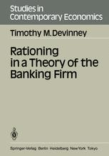 Rationing in a Theory of the Banking Firm