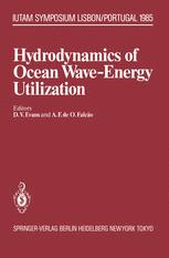 Hydrodynamics of Ocean Wave-Energy Utilization