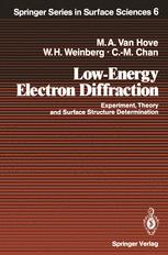 Low-Energy Electron Diffraction
