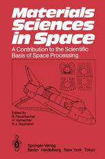 Materials Sciences in Space