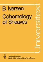 Cohomology of Sheaves