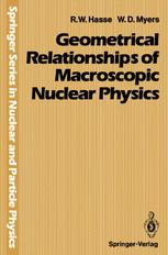 Geometrical Relationships of Macroscopic Nuclear Physics