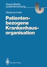 Patientenbezogene Krankenhausorganisation