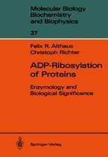ADP-Ribosylation of Proteins
