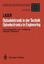 Laser/Optoelektronik in der Technik / Laser/Optoelectronics in Engineering