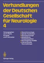 Neuroimmunologie Spinale Krankheiten Neuropsychologie Metabolische Enzephalopathien Neurologische Notfälle Interventionelle Neuroradiologie