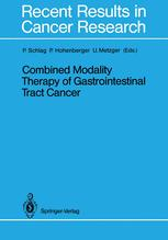 Combined Modality Therapy of Gastrointestinal Tract Cancer