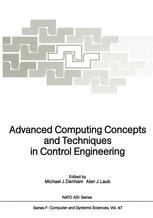 Advanced Computing Concepts and Techniques in Control Engineering