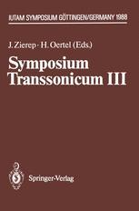 Symposium Transsonicum III